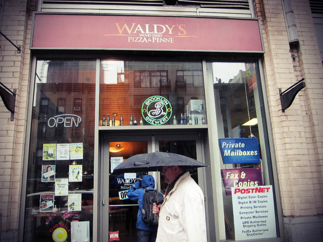01 Waldy's Wood Fired Pizza & Penne