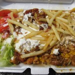 02 Halal chicken and fish combo platter Madison 28th 150x150 Halal Truck on Madison & 28th St