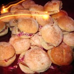 02 sandwiches IFC party 150x150 Food Party & Dinner with the Band Party @ Santos