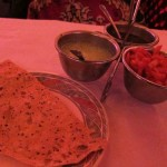 03 Crispy Papad and chutney Panna II 150x150 Panna II Christmas Lit Indian Restaurant