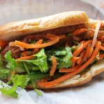 06 Hanoi Catfish sandwich Banh Mi Restaurant 150x150 Banh Mi on Grand St