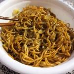 08 Nissin UFO Yakisoba cooked