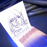 09 Ohio Mikes sketch of me 150x150 Food Party & Dinner with the Band Party @ Santos