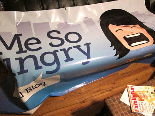 Me So Hungry banner