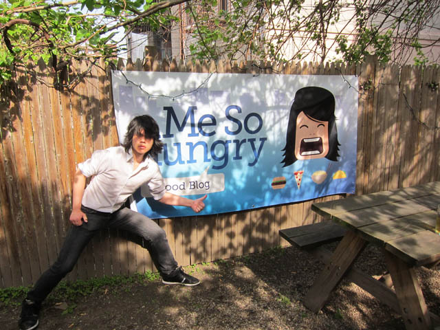 01 May Day Danger Party - Me So Hungry banner