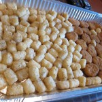 04 Tator Tots and Boca Nuggets 150x150 Fudgie the Whale Cake Birthday Bash