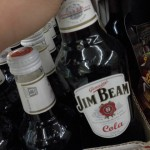 Jim Beam Cola 150x150 Sams Singapore Food Photos
