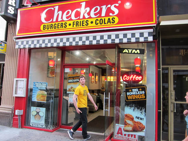 01 Checkers Brooklyn