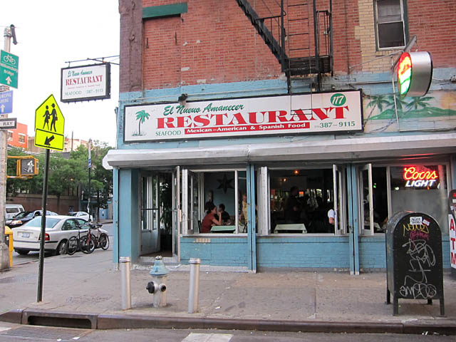 01 El Nuevo Amanecer Restaurant - NYC