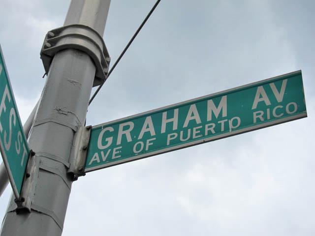 01 Graham Ave of Puerto Rico Brooklyn