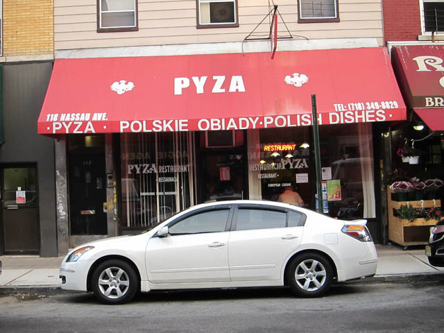 01 Restaurant PYZA Polish - Greenpoint