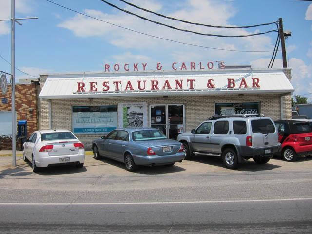 01 Rocky & Carlo's Restaurant & Bar