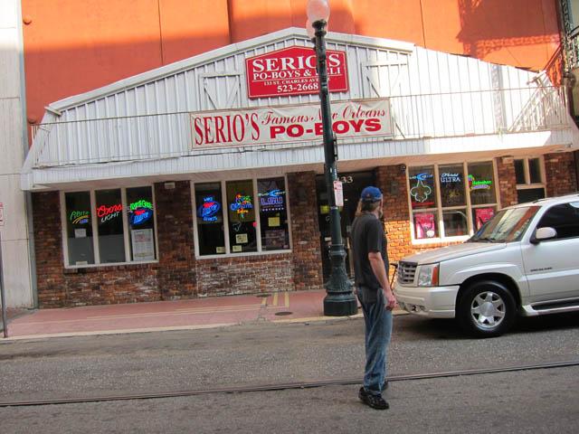 01 Serio's Deli - New Orleans