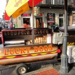 02 Lucky Dogs cart New Orleans 150x150 Dragos Charbroiled Oysters