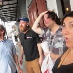 02 New Orleans Rain Storm 150x150 Cafe Maspero
