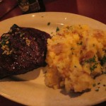 03 Sirloin and Crazy Potatoes - Crazy Johnnie's
