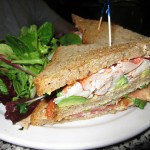 04 Lobster Club Sandwich - SouthWestNY