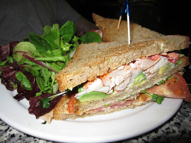 04 Lobster Club Sandwich – SouthWestNY | ME SO HUNGRY