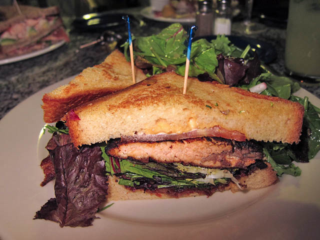 06 Blackened Salmon BLT - SouthWestNY