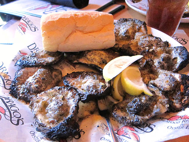 08 Charbroiled Oysters Dragos Best Things I Ate in 2010