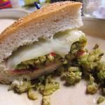 08 Muffaletta Sandwich - Napoleon House