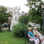11 Statue New Orleans 150x150 Cafe Maspero