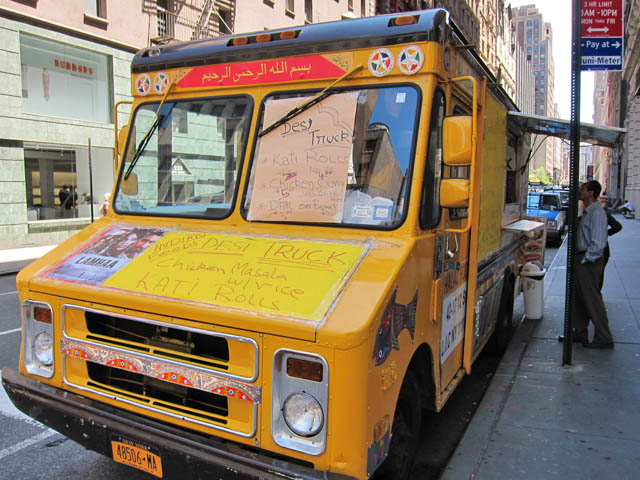 01 Desi Truck - Indian Food Truck NYC
