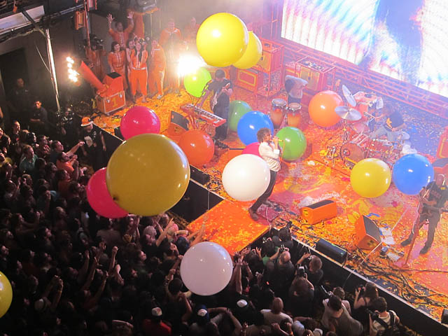 01 Flaming Lips at Terminal 5