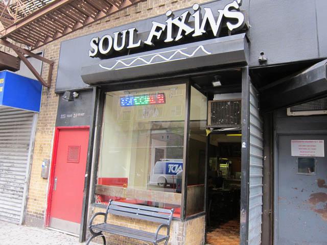 01 Soul Fixins - NYC