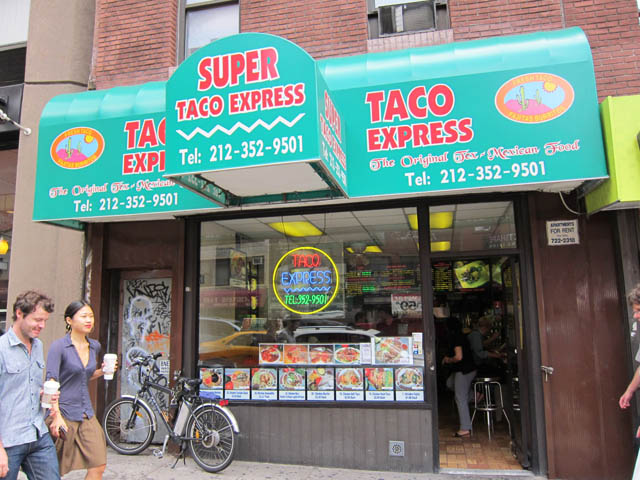 01 Super Taco Express - NYC