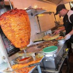 05 Cooking Meats at Taco Mix Restaurant 150x150 Spanish Harlem Taco Adventure