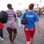 34 Sexy Staff - Coney Island