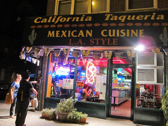 01 Original California Taqueria - Cobble Hill