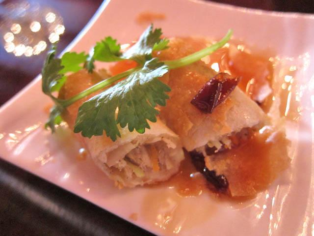 01 Spring Roll appetizer - Boyd Thai II