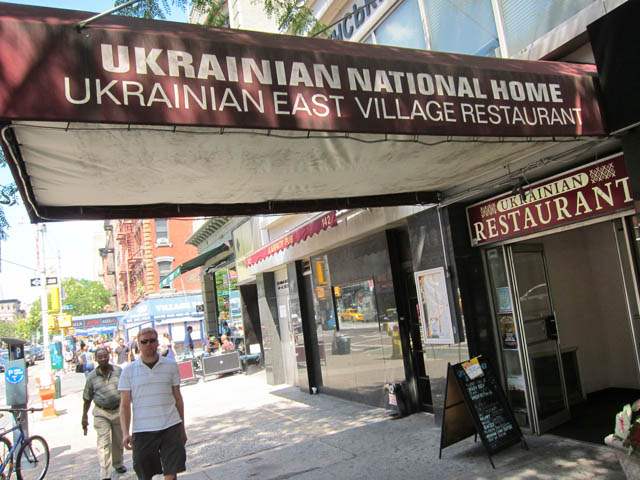 01 Ukrainian East Village Restaurant