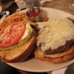 02 Cheeseburger and Fries Lillies 150x150 Lillies $10 Burger & Beer Lunch Special