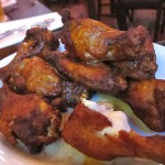 02 Chicken Wings - Brother Jimmy's