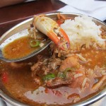 02 Crab claw in the gumbo Tchoup Shop 150x150 Tchoup Shop   Cajun Food at d.b.a. Bar