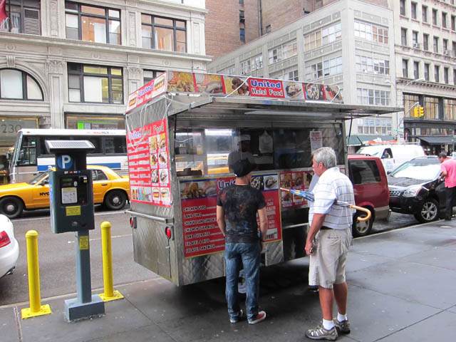 02 United Halal Food United Halal Food Cart