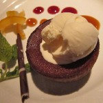 10 Warm Chocolate Lava Cake - cityhouse NY