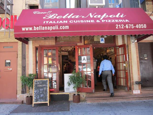 01 Bella Napoli Restaurant
