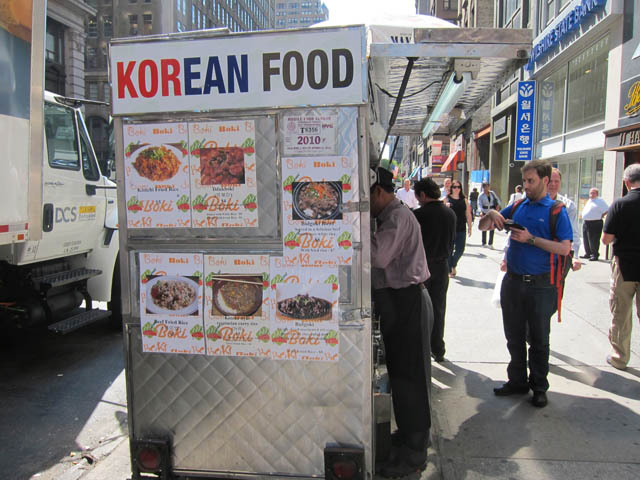 01 Boki Korean Food Cart
