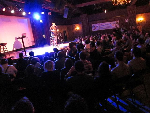 01 Eugene Mirman - Eugene Mirman Comedy Festival 2010