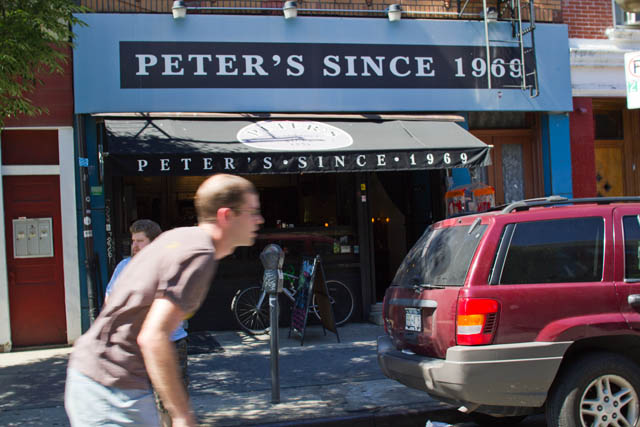 01 Peter's Since 1969