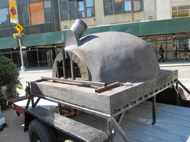 01 Roberta's wood-burning oven at Madison Square Market