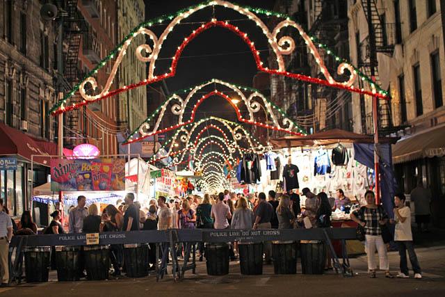 01 San Gennaro Fest NYC 2010