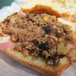 02 Pig Face Sandwich Resto at Madison Square Park 150x150 Restos Pig Face Sandwich in the Park