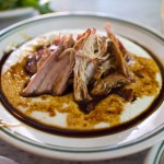03 Slow Cooked Pork over Old Fashioned Grits Peters Since 1969 150x150 Peters Since 1969 Brunch