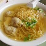 03 Wonton Noodle Soup - East Corner Wonton