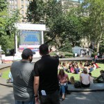 04 US Open at Madison Square Park 150x150 Restos Pig Face Sandwich in the Park